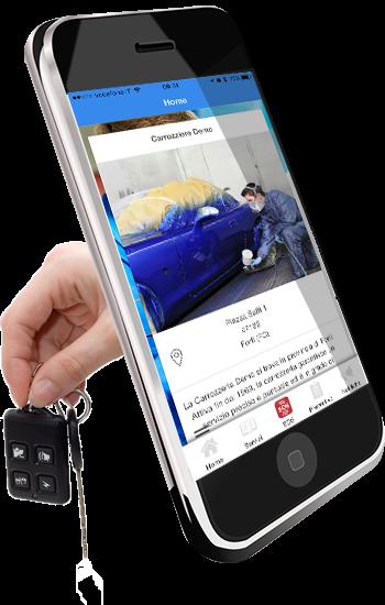 App per carrozzieri