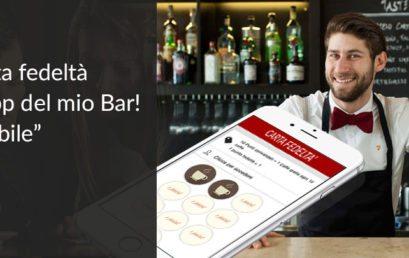 La carta fedeltà per bar e locali