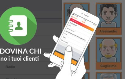 Come creare un database profilato con la App