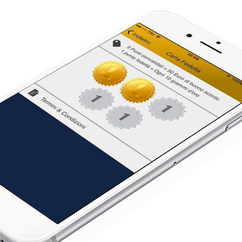 App Compro Oro Orfeo