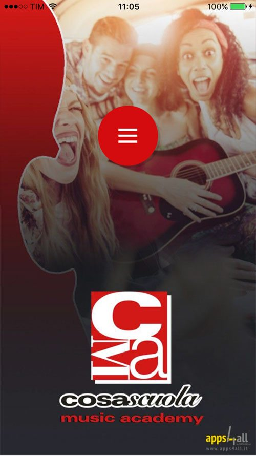App Cosascuola Music Academy