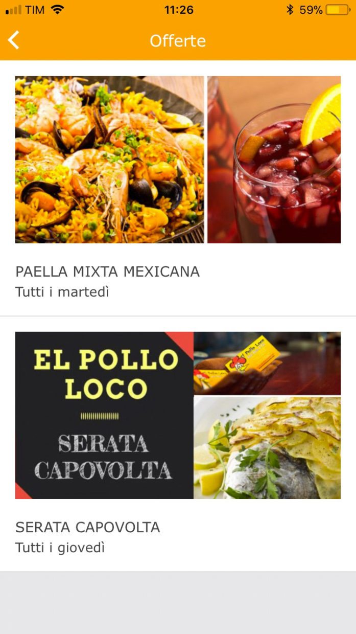 App Steak House El Pollo Loco