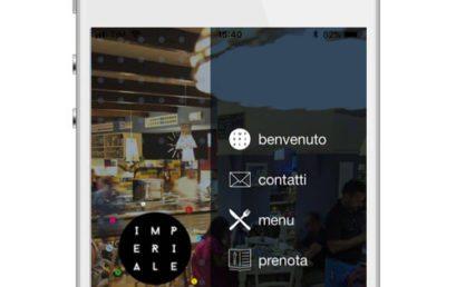 App Pizzeria Imperiale