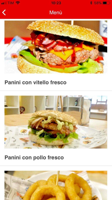 App Tasty Burger